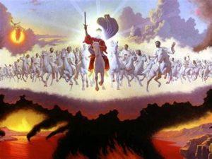 Heaven Ascent Judgement