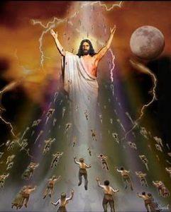 Heaven Ascent Rapture