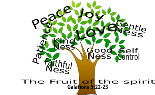 Christian Virtues Fruitful Life IHaveHeardCom